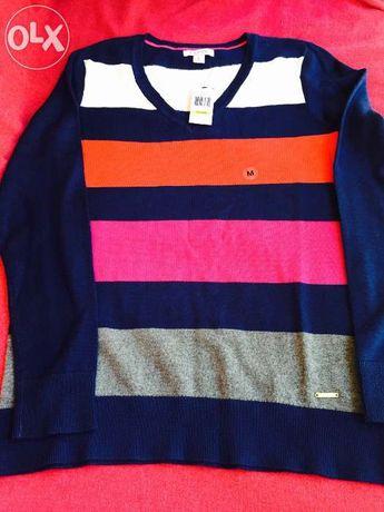 Vand pulover dama marca nautica ,original
