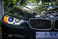 4. Faruri LED BMW Seria 3 F30 F31 M3-Look Montaj Gratuit Garantie 1 an