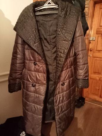 Куртку на теплую зиму