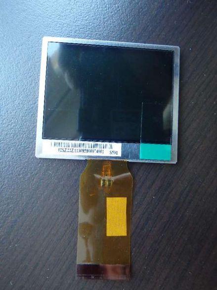 Дисплей LCD за цифров фотоапарат