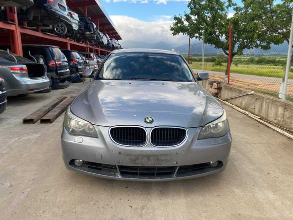 BMW-Е-60 3.0 дизел 218к.с.