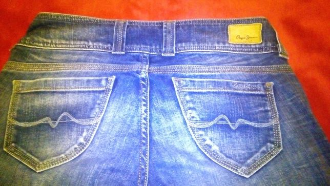 Vand blue jeans ptr. dame PEPE JEANS nefolositi