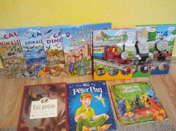 Carti cartonate noi cu povesti si altele