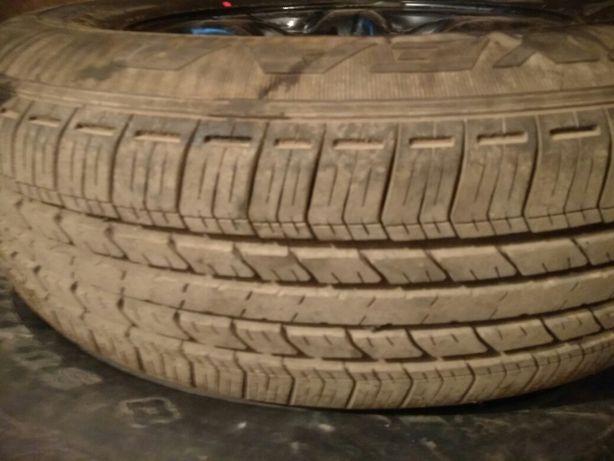 Продам шины BRIDGESTONE DUELER два колеса в отличном состоянии б/у
