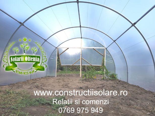 Solar zincat 10 m /4 m pt. legume, flori ,rasaduri
