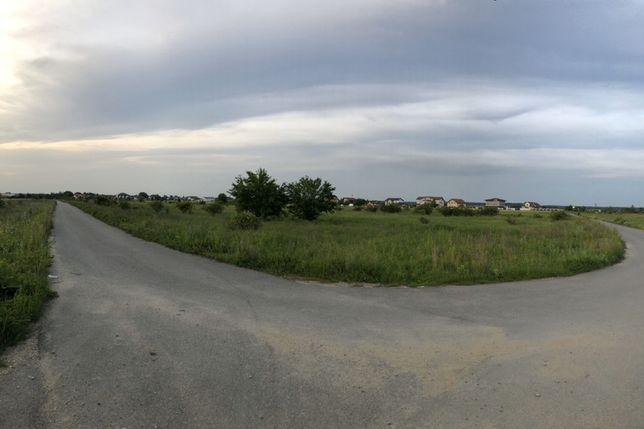 Vand teren langa padure Corbeanca - Tamasi