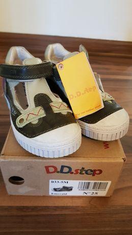 DD Step 25 pantofi decupati