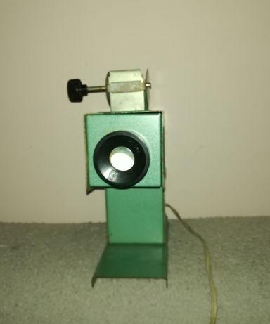 aparat proiectie diapozitiv/ diafilm Filmoproiector F3 URSS, colectie
