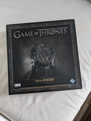 Game of Thrones - игра с карти
