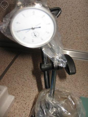 Магнитна стойка + индикаторен часовник
