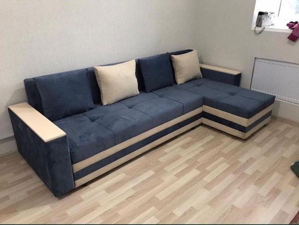 Со Склада, Новый, Угловой диван, уголок, раскладной, остек, ящик