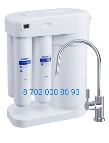 Обслуживание, ремонт, установка, замена картриджей фильтров для воды