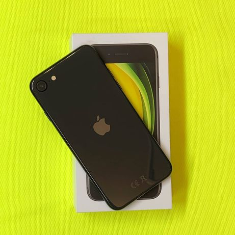 Iphone Se 2020 64gb в новом состоянии, на гарантии