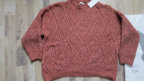 MANGO Нов пуловер, размер XL+