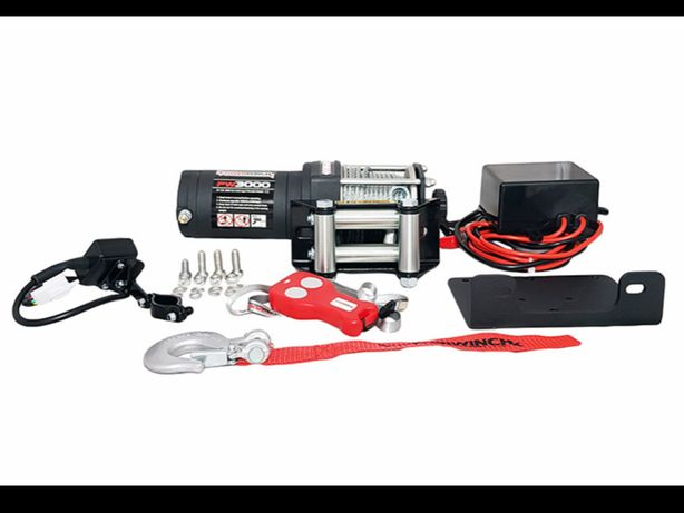 Troliu PowerWinch/KangarooWinch PW 3000 lb model 2020 - NOU
