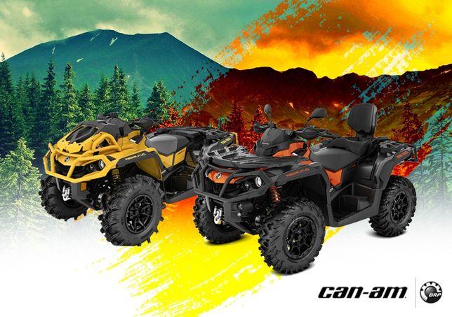 ATV-uri Can-Am 2020-2021