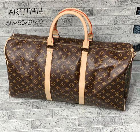 Дорожные сумки Louis Vuitton. 55 см.