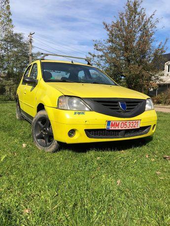 Dacia Logan Pentru Camp sau piese
