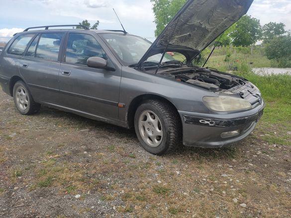 Продавам на части Пежо 406 2.1 tdi /Peugeot