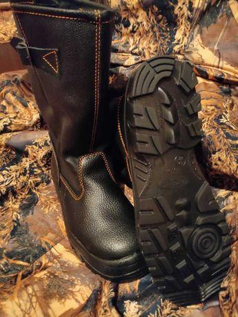 Хит-подарок! Зимние сапоги, ботинки, спецобувь для охоты и рыбалки.
