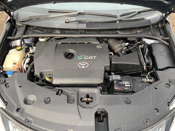 Двигател за Тойота Авенсис Т27  2.2D-CAT 150кс