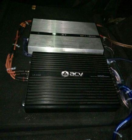 Усилитель 4 канальный ACV