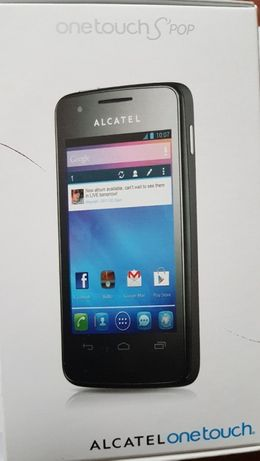 Телефон Алкател (Alcatel One Touch Pop 4030x)