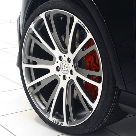 Джанти 21 Мерцедес МЛ 63 АМГ Brabus GL AMG GLS Mercedes 5X112 lorinser