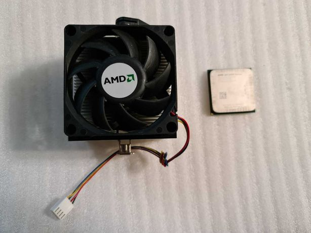 Procesor AMD Liano A4 X2 3400, 2.7GHz, 1MB, Box - poze reale