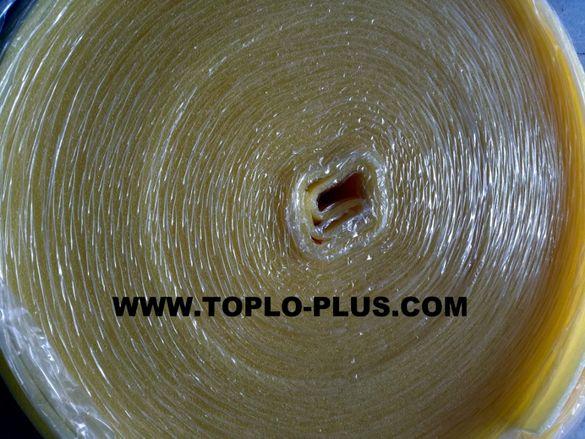 Периферна изолационна лента за подово отопление