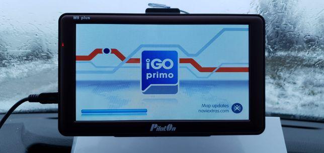 Gps-uri PilotOn M9 Plus cu program Igo Primo  harti 2021
