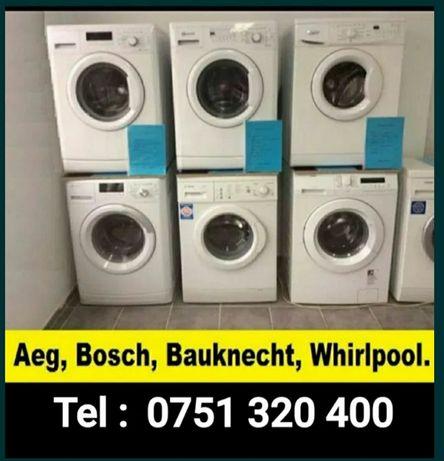 Bosch, wae 216445 A+++ . Import Germania.  Garanție  / transport.