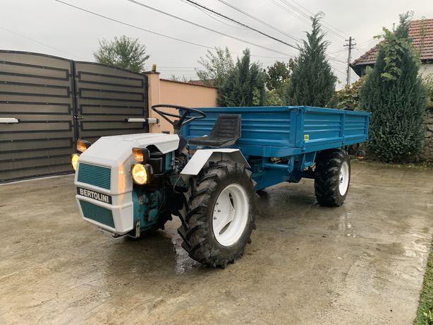 Motocultor tractoras 4x4 diesel Bertolini