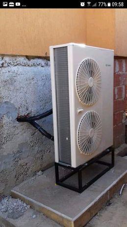 Pompa de caldura Chofu cu inverter aer-apa