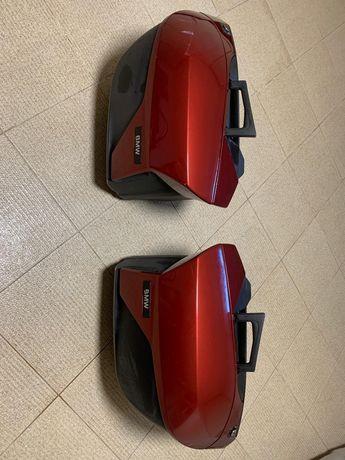 Set Side Case, genți laterale, BMW K1600GT, GTL, R1200RT, K1200GT