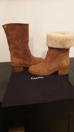 VANDUT-Cizme Chanel originale