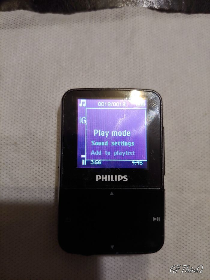 MP3 Player Philips GoGear Vibe 8GB Targoviste - imagine 1