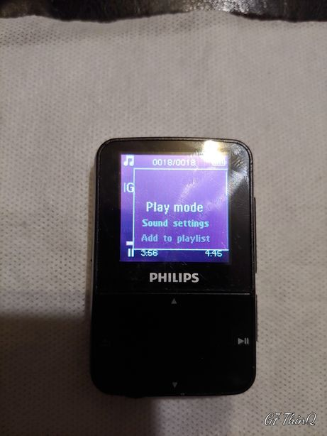 MP3 Player Philips GoGear Vibe 8GB