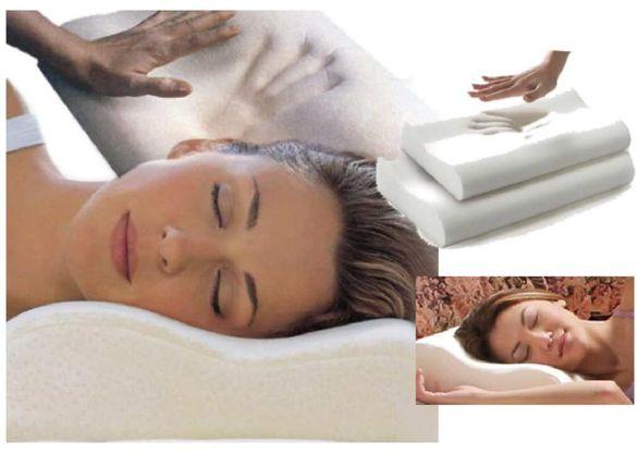 Възглавница от 100% Мемори пяна Memory foam