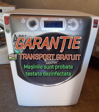 Mașina de spălat rufe Hotpoint Aqaltis
