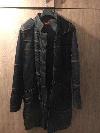 Мъжко гъзарско зимно яке - палто