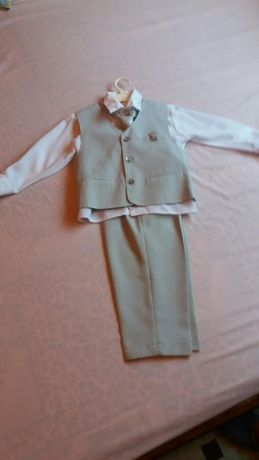 Детски официален костюм от 4 части