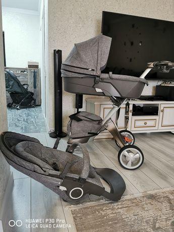 Продам коляску Stokke xplory V4