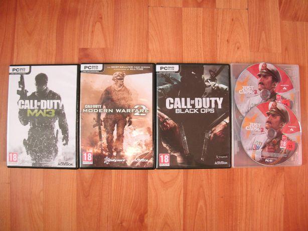 pachet de 4 jocuri pt PC