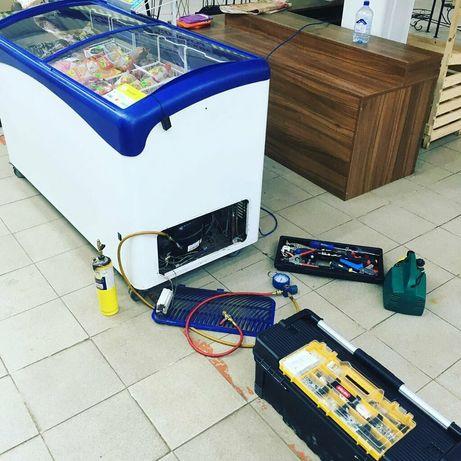Алматы ремонт холодильников