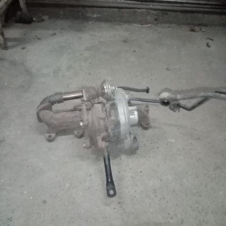 Турбина wolkswagen T4