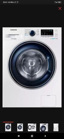 Продается стиральная машина SAMSUNG WW80K42E01WDLD  8кг