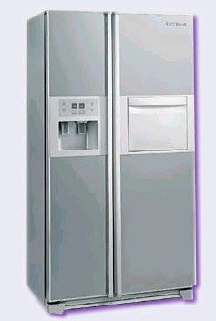 холодильник Samsung Side by Side зеркальный обмен