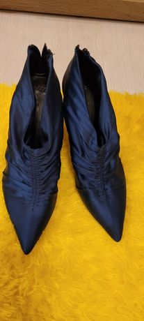 Pantofi saten ZARA