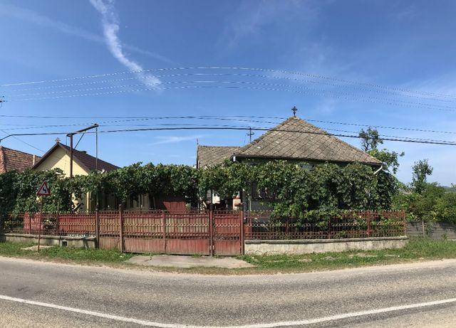 Vand doua case + teren 15 arii + pamanturi apartinatoare